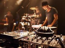 Optreden door band